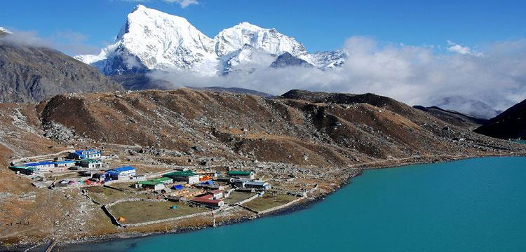 Jiri Gokyo valley Trekking