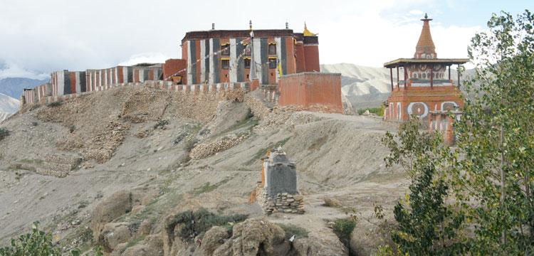 Mustang Trek Nepal | Trek in Upper Mustang | Jomson Kagbeni Trek