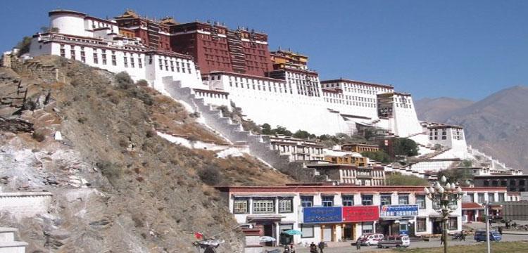 Tibet Overland Tour 8 Days | Tibet Tour | Tibet Map | Tibet Tour Itinerary
