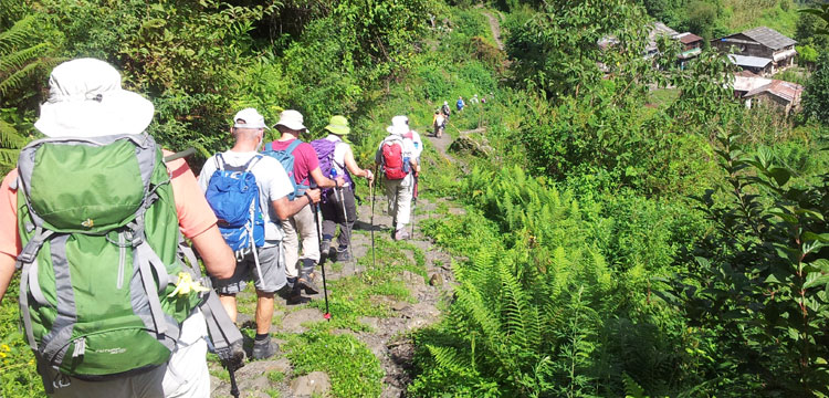 Trekking Regions in Nepal | Adventure trekking | Trekking Holiday Nepal