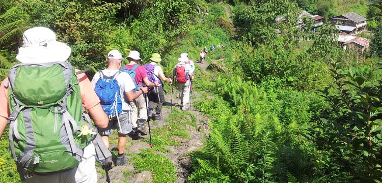 Trekking Regions in Nepal | Adventure trekking | Trekking Holiday Nepal