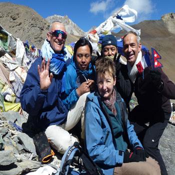 Bonjour From Michel et Annie | France | Evasion Trekking