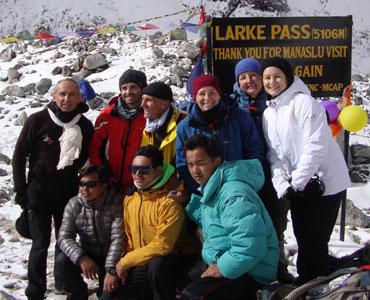Michel Patrick And Team France | Evasion Trekking