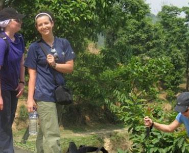 Stephanie Major | Canada | Trekking Experience Nepal | Evasion Trekking